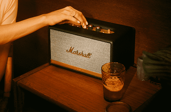 Marshall Home Bluetooth© Speakers