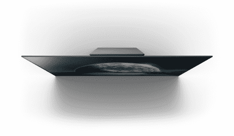 OLED-tv design