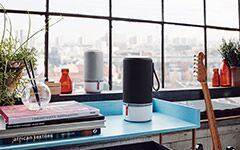 Libratone multiroom-speakers