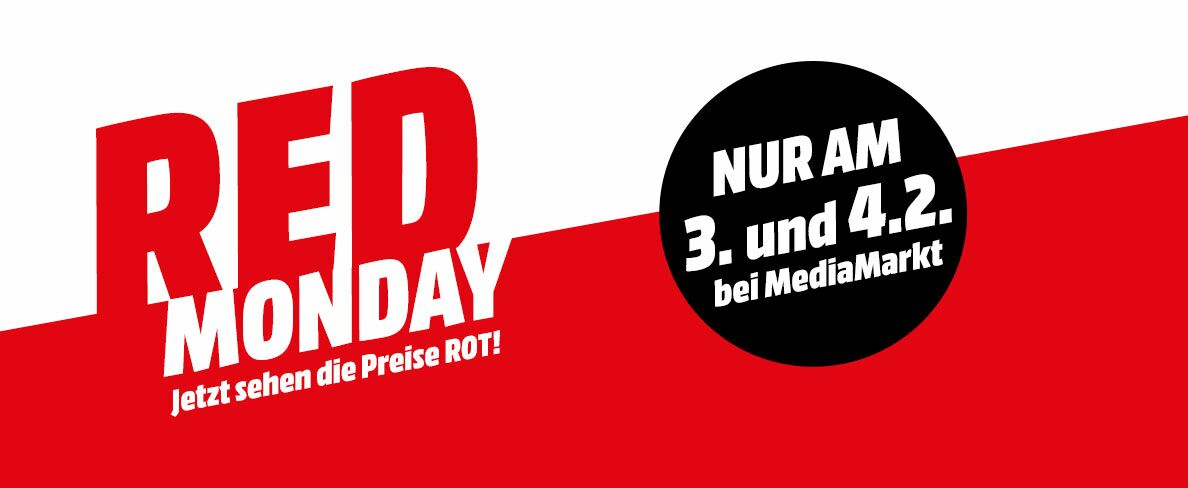 [mediamarkt] Red Monday ponude