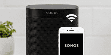 Sonos - Wifi, geen Bluetooth
