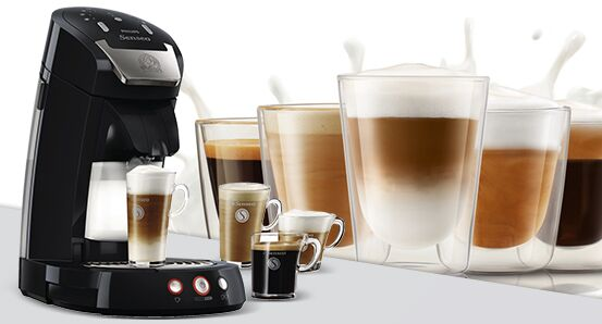SENSEO® LATTE SELECT