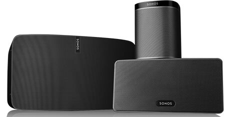Sonos: de speakers - PLAY:1, PLAY:3, PLAY:5 - Media Markt