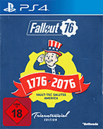 Fallout Cover PS4
