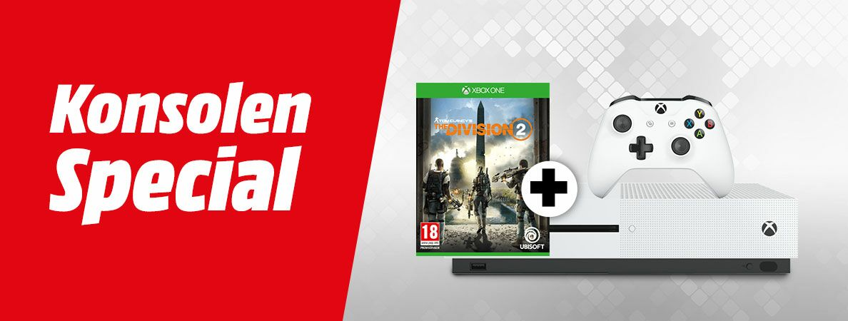 [mediamarkt.at] Xbox One S Bundles za 177€