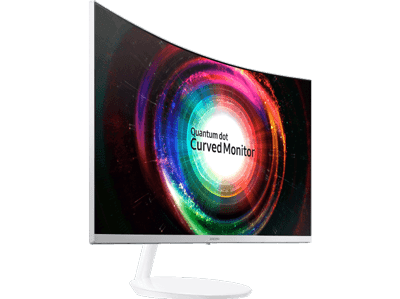Curved-monitoren