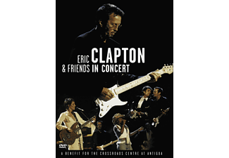 Eric Clapton - In Concert-Antigua - (DVD)