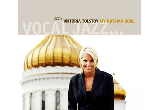 Viktoria Tolstoy - My Russian Soul - (CD)