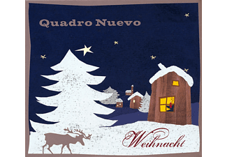 Quadro Nuevo - WEIHNACHT (LIMITED EDITION) - (CD)