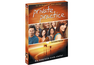 PRIVATE PRACTICE 1 Drama DVD