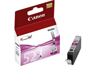CANON INK CARTRIDGE CLI-521M  (Magenta)
