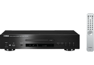 YAMAHA CD-S700, CD Player, Schwarz