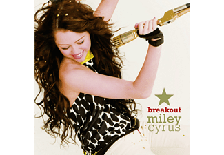 CD - Miley Cyrus, Breakout