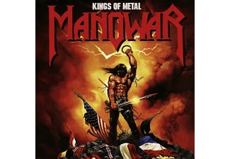 Manowar - Kings Of Metal - CD
