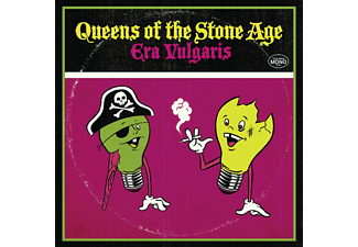 Queens Of The Stone Age Era Vulgaris Rock CD