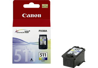 CANON 2972B001 CL-511 CARTRIDGE COLOUR INK