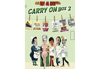 Ist ja irre - Carry On Box 2 - (DVD)