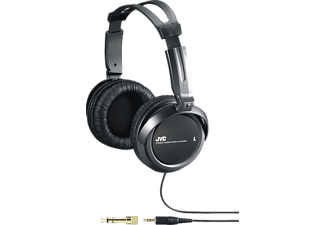 Auriculares con cable - JVC HA-RX 300 Negro