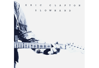 Eric Clapton - Slowhand 2012 (Remastered) CD