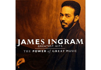 James Ingram - The-Best of - Power Of Great Music - (CD)