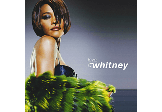 Whitney Houston - LOVE WHITNEY - (CD)
