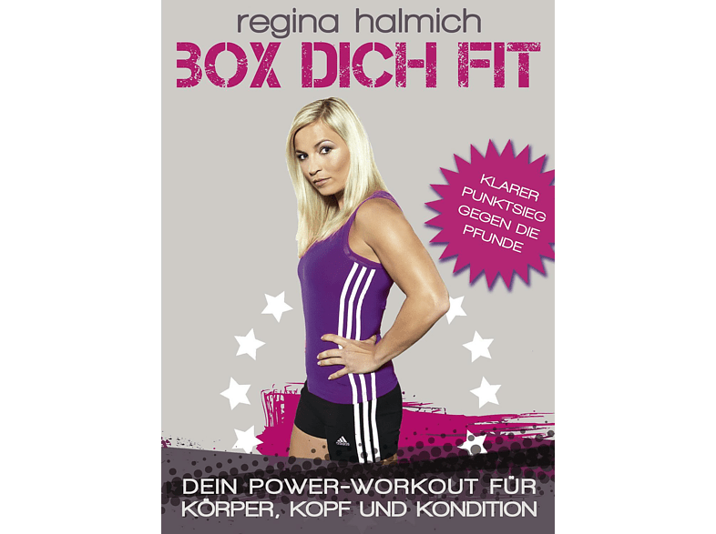 REGINA HALMICH - BOX DICH FIT! [DVD]