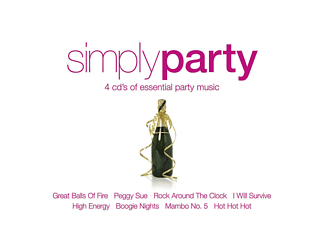 VARIOUS - Simply Party - (CD)