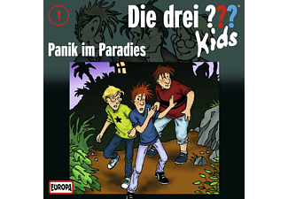 SONY MUSIC ENTERTAINMENT (GER) Die Drei ??? Kids 01: Panik im Paradies
