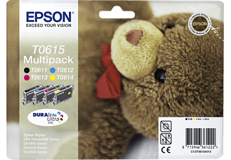 EPSON T0615 Multipack Colour C13T06154010