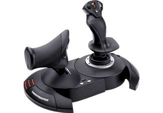 Joystick - Thrustmaster T.Flight Hotas X, PC y PS3, acelerador