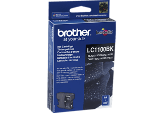 Cartucho de tinta - Brother LC1100BK, negro