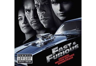 Fast & Furious: Original Soundtrack CD