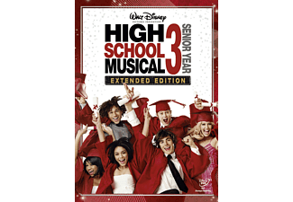 . High School Musical 3: Senior Year Kinder/Jugend DVD