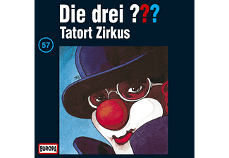 SONY MUSIC ENTERTAINMENT (GER) Die drei ??? 57: Tatort Zirkus