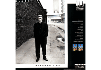 Black - Wonderful Life - (CD)