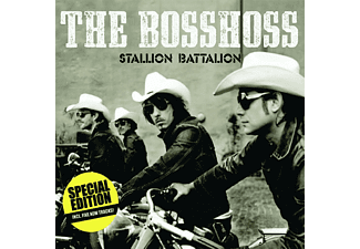 The Bosshoss Stallion Battalion (Erweitertes Tracklisting) Rock CD