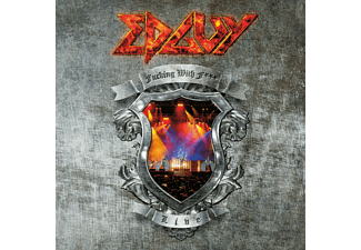 Edguy - Fucking With Fire-Live - (CD)