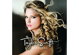 Taylor Swift Fearless Pop CD