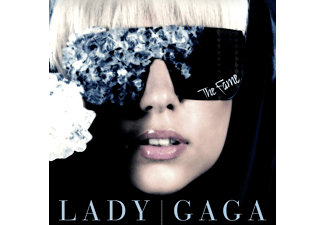Lady Gaga - The Fame CD