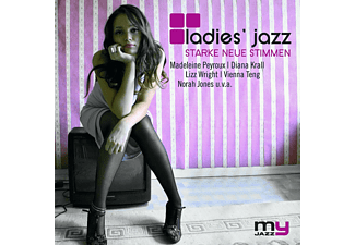 VARIOUS - LADIES JAZZ (MY JAZZ) - (CD)
