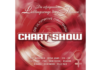 VARIOUS - Die Ultimative Chartshow-Lieblingssongs Frauen - (CD)
