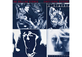 The Rolling Stones - Emotional Rescue (Remastered 2009) - CD