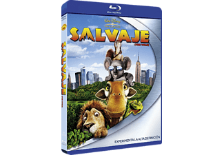 Salvaje (The Wild) [Disney]
