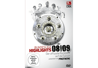 Bundesliga Highlights 2008/09 - (DVD)