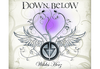 Down Below - Wildes Herz - (CD)