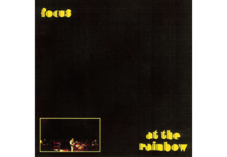 Focus - Live At The Rainbow [CD]