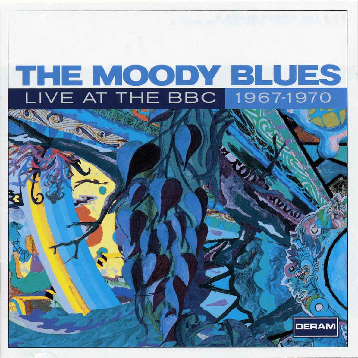 Live At The Bbc 1967-1970 The Moody Blues auf CD