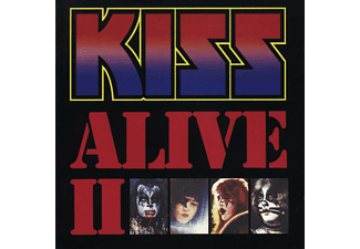 Kiss - Alive II CD