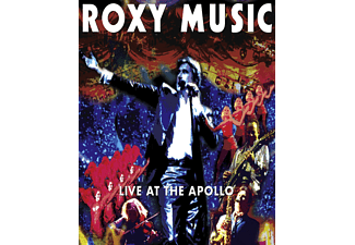 Roxy Music - Live At The Apollo - (DVD)