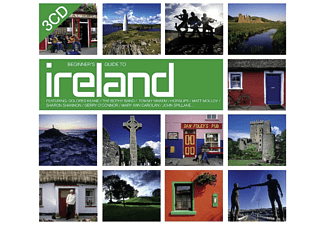 VARIOUS - Beginner's Guide To Ireland - (CD)